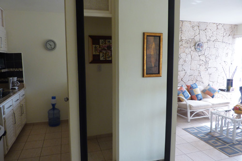 #8 One bedroom apartment in downtown Sosua