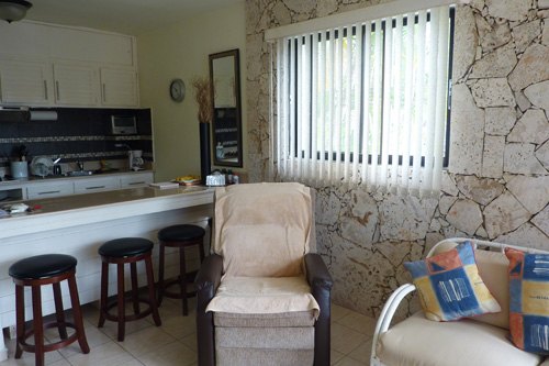 #2 One bedroom apartment in downtown Sosua