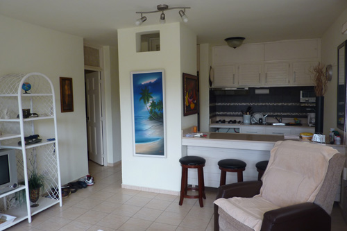 #1 One bedroom apartment in downtown Sosua