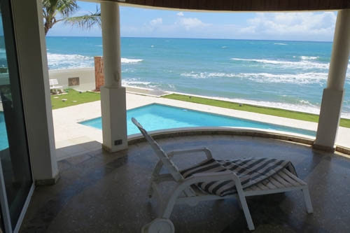 #8 Huge beach house with pool in Cabarete
