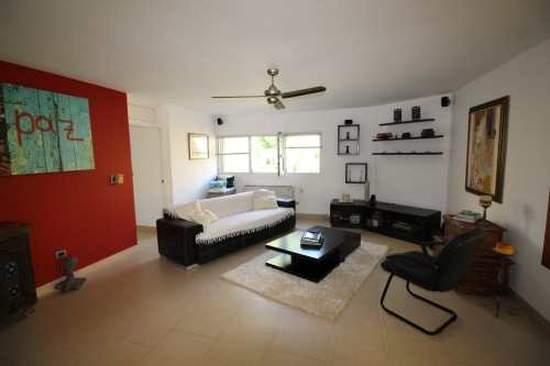 #4 Beachfront penthouse with three bedrooms inside gated community