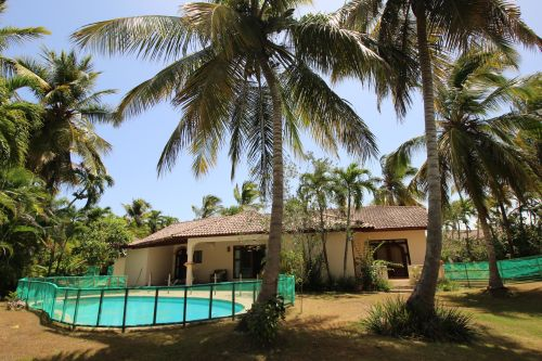 #4 Large villa in beachside, gated community