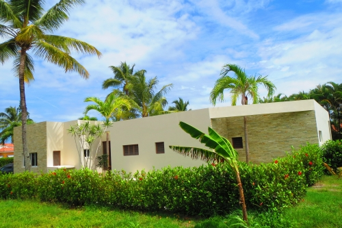 #1 Modern design villa in popular gated community