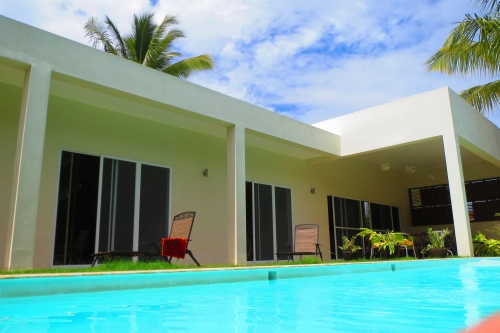 #2 Modern design villa in popular gated community