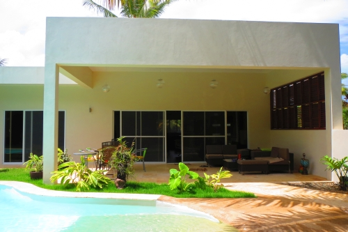 #8 Modern design villa in popular gated community