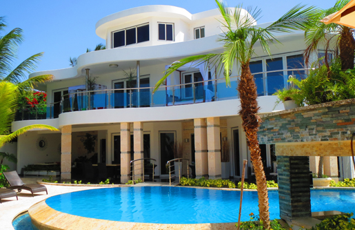 #0 Superb luxury modern villa with excellent rental potential