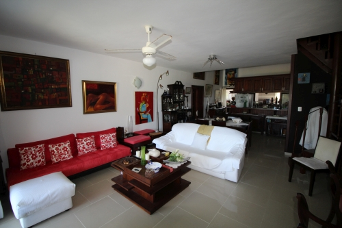 #8 Stunning two level ocean front penthouse for sale in Sosua