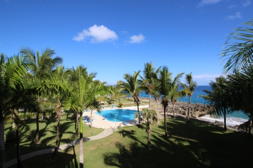 #1 Stunning two level ocean front penthouse for sale in Sosua