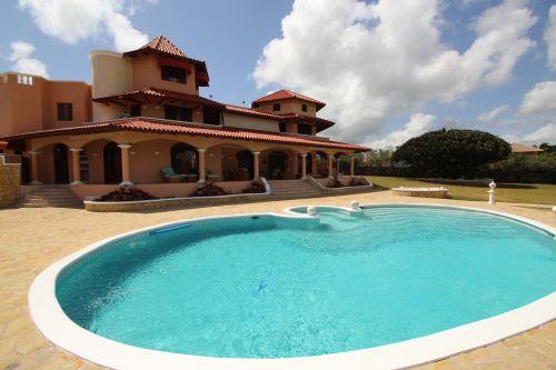 #2 Gorgeous Dream Villa Sosua Luxury Caribbean Homes