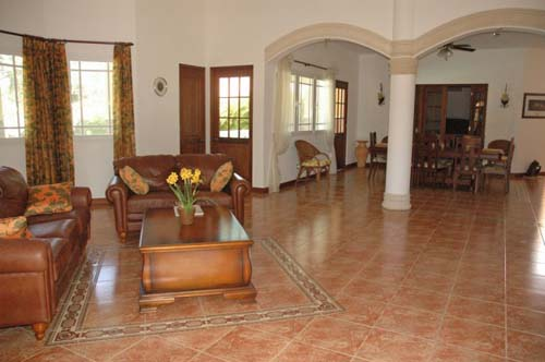#1 Villa with 4 bedrooms and own tennis court