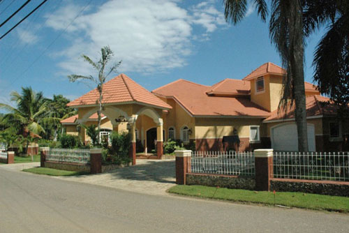 #7 Villa with 4 bedrooms and own tennis court