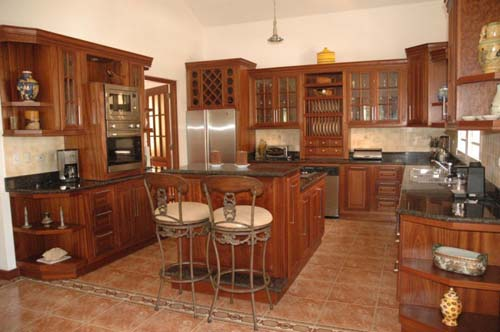 #4 Villa with 4 bedrooms and own tennis court