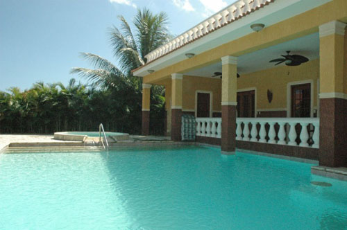 #9 Villa with 4 bedrooms and own tennis court