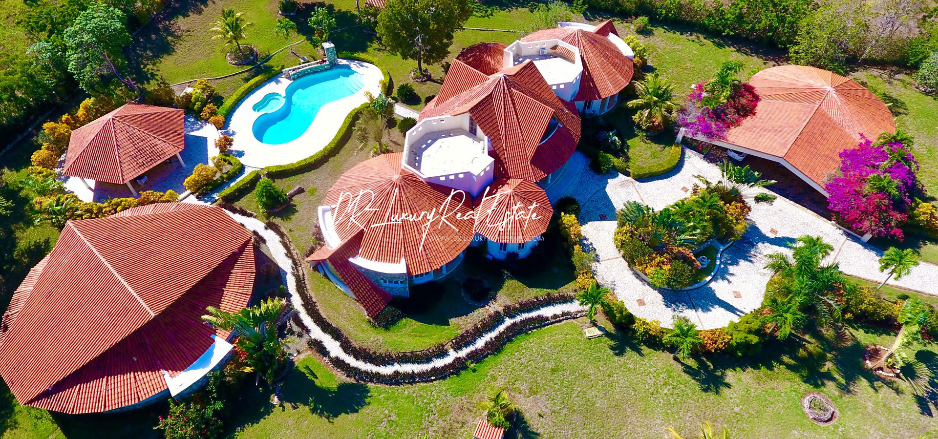Exclusive Private Estate ready for your perfect retreat in the Dominican Republic