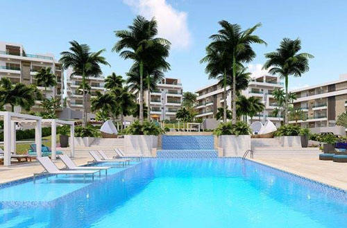 #9 Modern condos steps to world famous Encuentro Beach