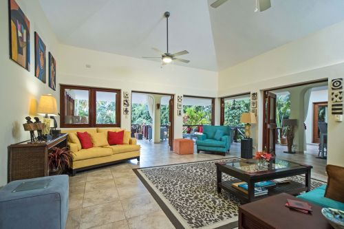 #5 Beautiful Balinese Style Villa with 4 bedrooms