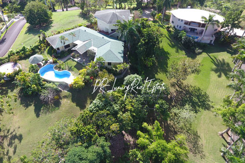 #14 Charming Sosua villa with a large lot and ocean views
