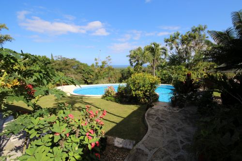 #1 Charming Sosua villa with a large lot and ocean views