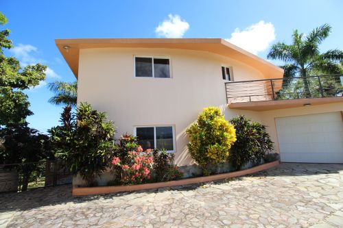 #4 Charming Sosua villa with a large lot and ocean views