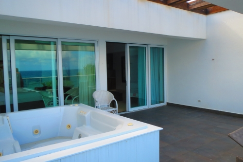 #10 Stunning beachfront 5 bedroom duplex penthouse in Sosua