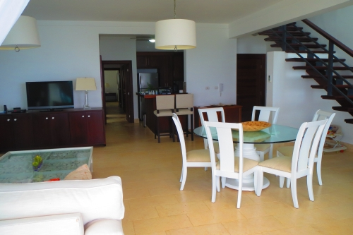 #13 Stunning beachfront 5 bedroom duplex penthouse in Sosua