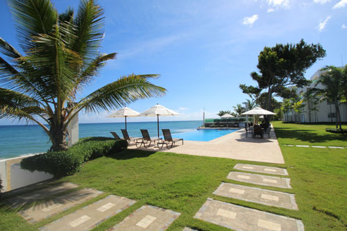 #3 Stunning beachfront 5 bedroom duplex penthouse in Sosua