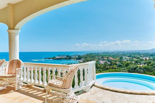 #13 Superb ocean view villa with excellent rental potential