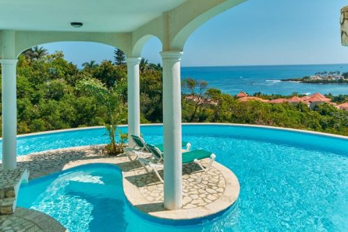 #14 Superb ocean view villa with excellent rental potential