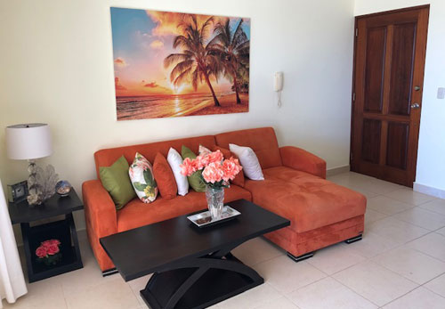 #7 Beachfront Apartment with one bedroom