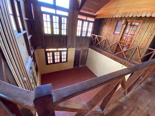 #1 Beautiful wooden house with ocean view for sale