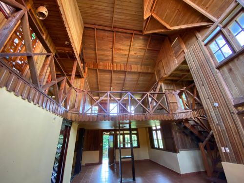 #2 Beautiful wooden house with ocean view for sale