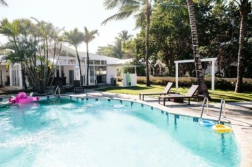 Incredible beachfront villa in a in exclusive gated community Cabarete