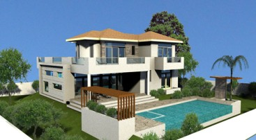 Villa with 3 bedrooms and 3 bathrooms