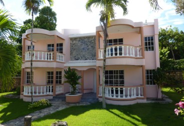 Apartments close to the beach Sosua