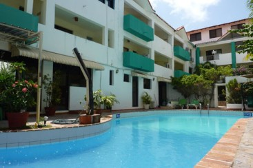Nice 2 Bedroom Apartments in Center Sosua