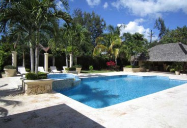 Beautiful villa close to the beach- Casa de Campo