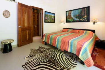 Spacious villa just footsteps from the beach in Las Terrenas