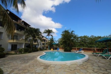Stunning 4 bedroom duplex penthouse with great oceanview in Sosua
