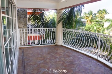 Luxury penthouse in Punta Cana only 150 meters from the beach