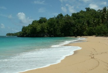 Beachfront land at the beautiful Playa Rincon - Samana