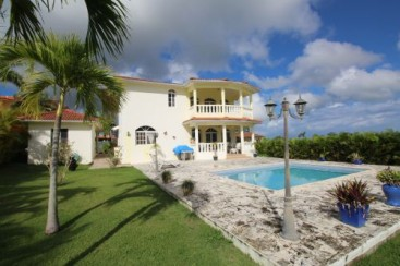Villa with panoramic views for sale in The Palms Puerto Plata
