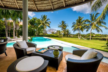 Stunning mansion for sale in Casa de Campo