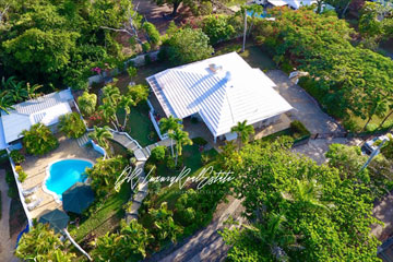 Family villa located in quiet residential area