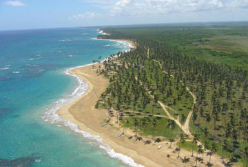 Beachfront development land in Punta Cana