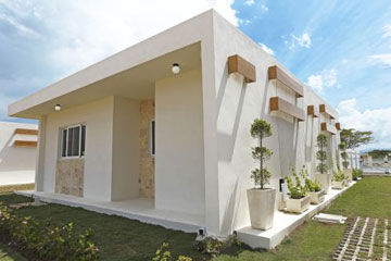 New Build High Quality 3 bedroom villas in gated beachfront community