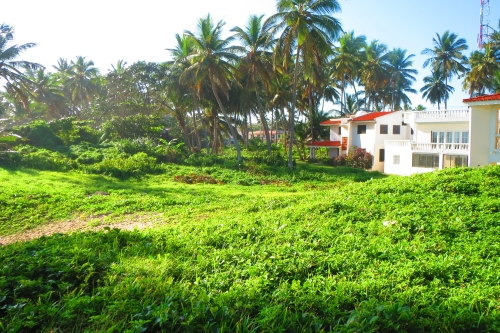 #6 Beachfront property with 3 x 2-Story Houses in Cabarete