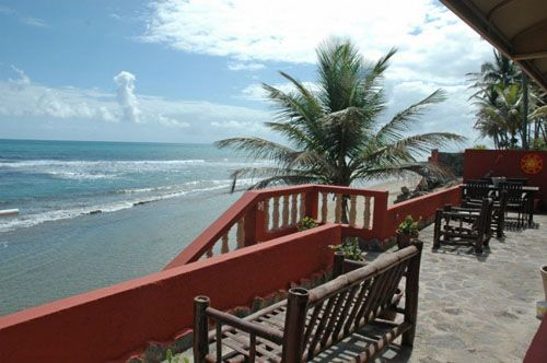#6 Beachfront Villa Center Cabarete