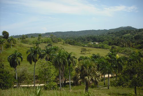 #4 Small Farmland with Marvellous View Sosua