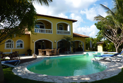 #3 Villa with Guesthouse Between Sosua and Cabarete