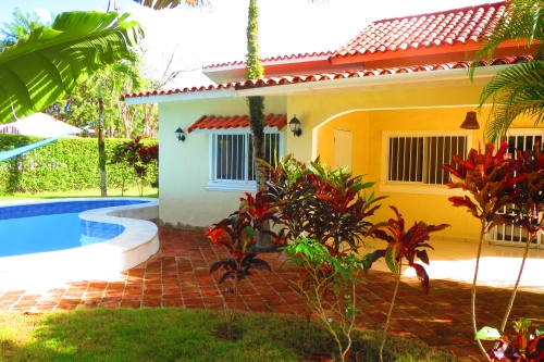 #4 Two bedroom Villa in a hillside community